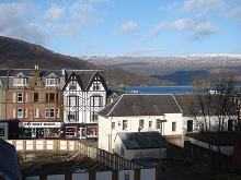 Fort William, Inverness-shire © High Street, John Lucas